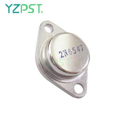 Metal Encapsulated Micro Transistor