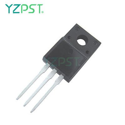Silicon Power Transistor 600V N-Channel MOSFET