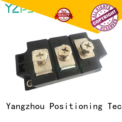 Positioning high power thyristor module function for inverter