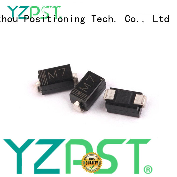 Positioning good power diodes parameter for gate