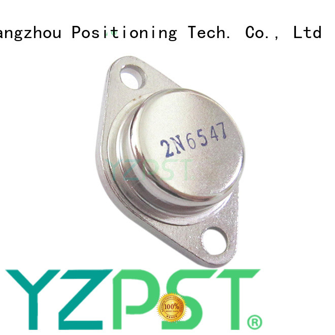 Positioning hot sale germanium power transistor low price for parallel