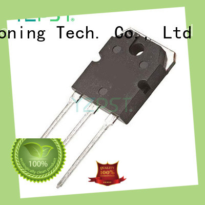 Positioning electronic transistor apply for car tv