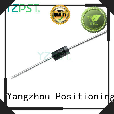 Positioning good types of diode types for gate