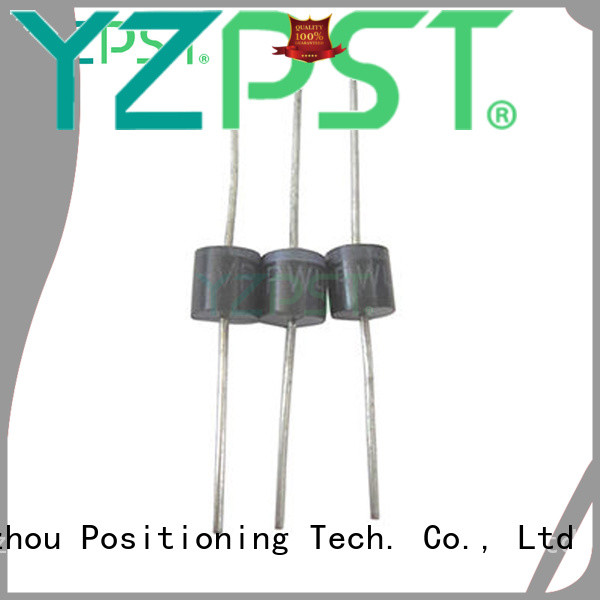Positioning good electric diode specifications for gate