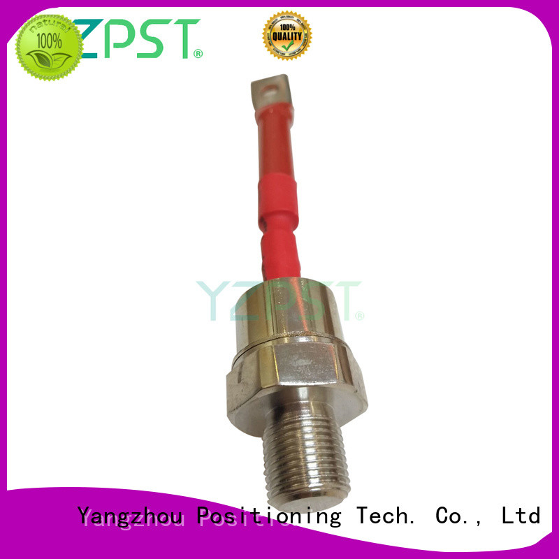 Positioning stud mount scr development for parallel