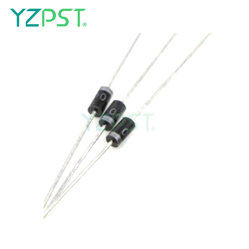 Power Diodes Types 0.5A High Voltage Rectifier High Frequency Diode 8KV