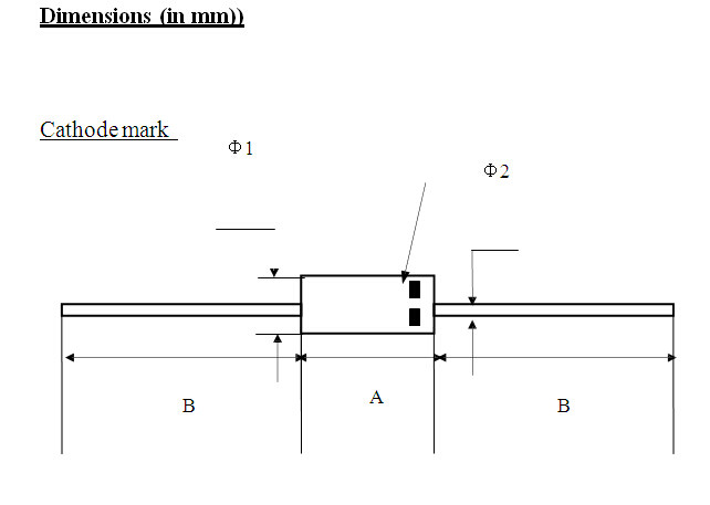 Positioning varactor diode details for gate