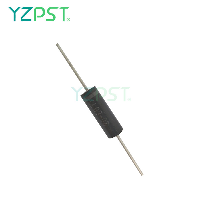 High frequency diode rectification for microwave oven 8KV