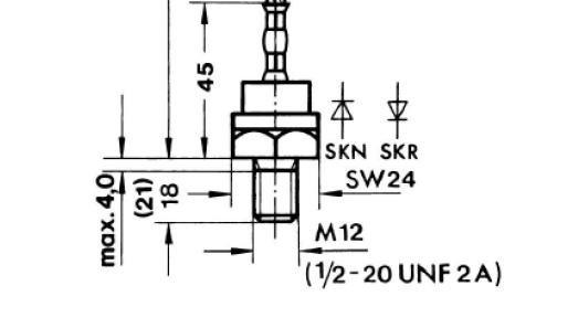 Positioning best stud type thyristor information for motor-3