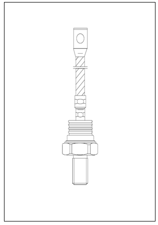 small stud mount scr development for motor