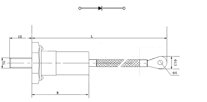 good quality stud mount scr information for parallel-1