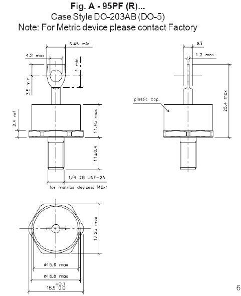 Positioning small stud thyristors information for car tv-4