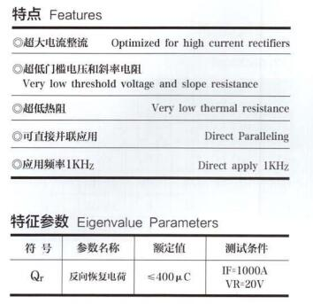 hot sale fast recovery diode details for gate-1