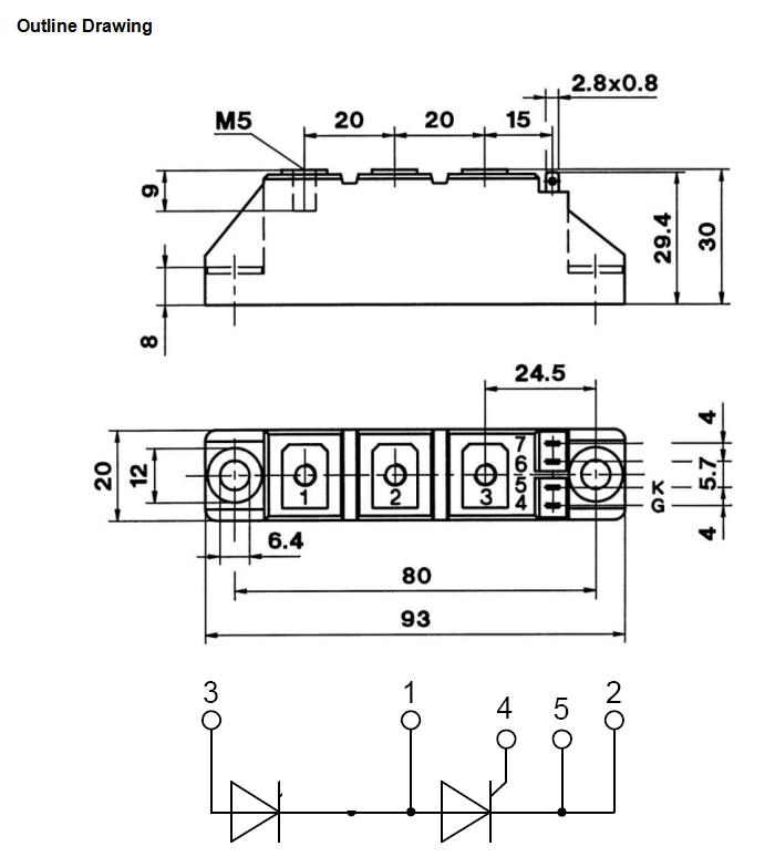 Standard Rectifier Module