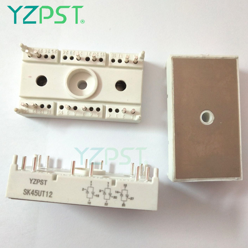 Antiparallel Thyristor Module 45A for Soft starters