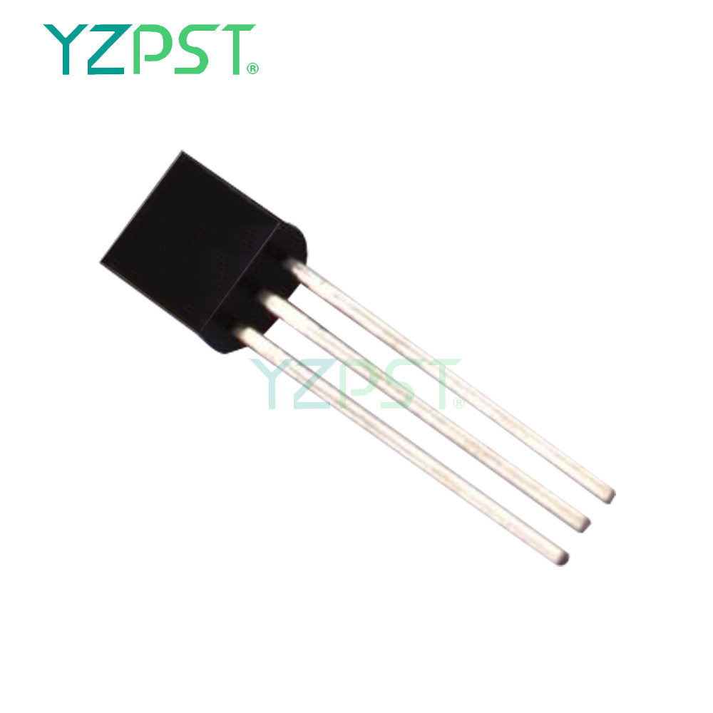 Blocking voltage to 400V SCR YZPST-MCR100-6