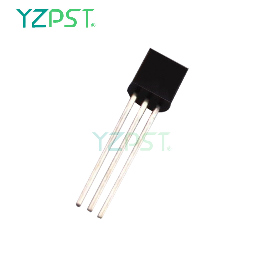 RMS on-state current to 0.6 A triac factory and manufacturer