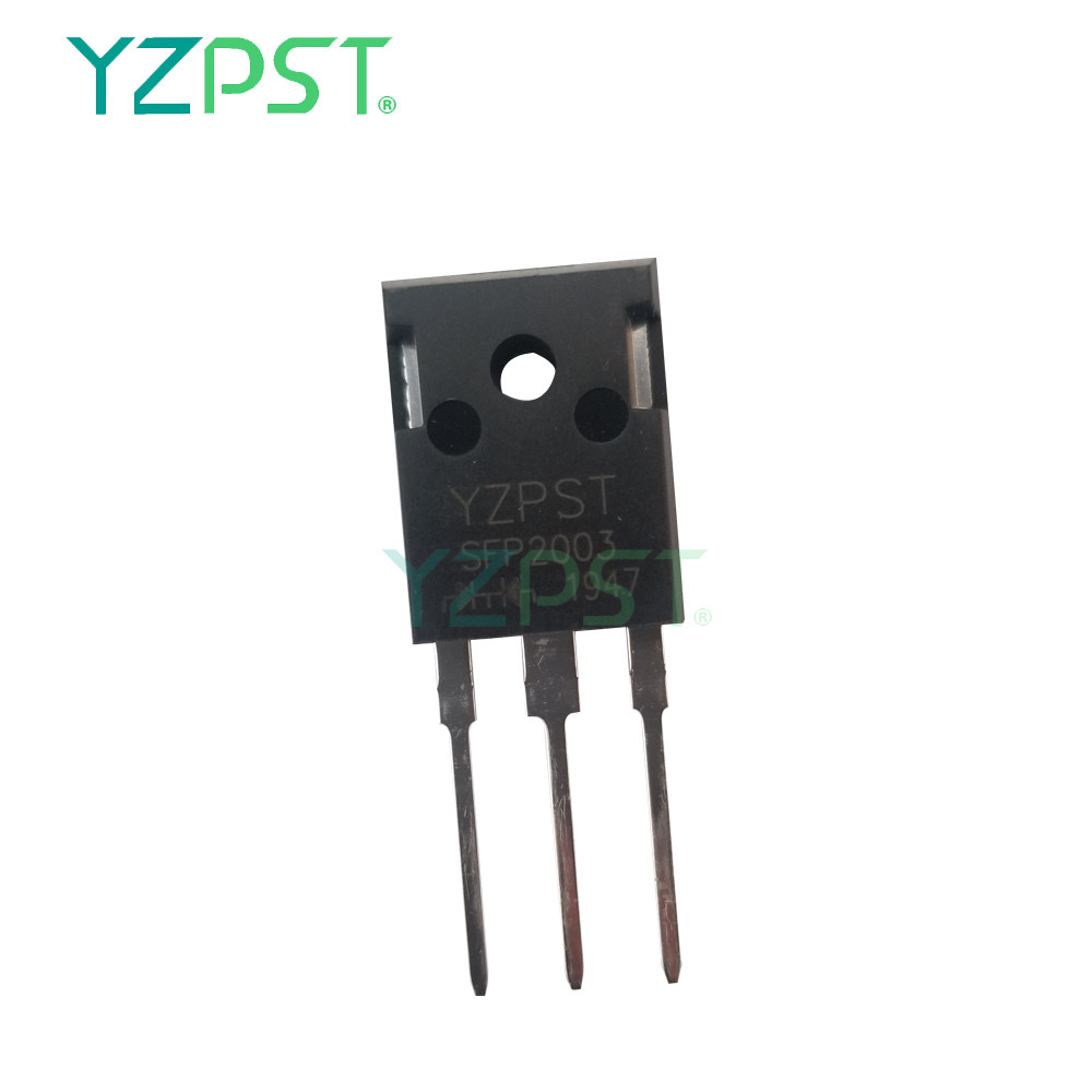 Rectifier Diode  Leakage Super Fast Recovery SFP2003