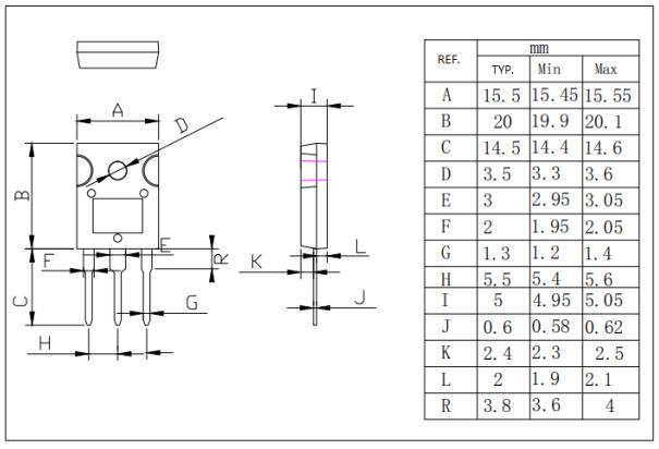 Positioning quality thyristor scr on sale for motor control-4