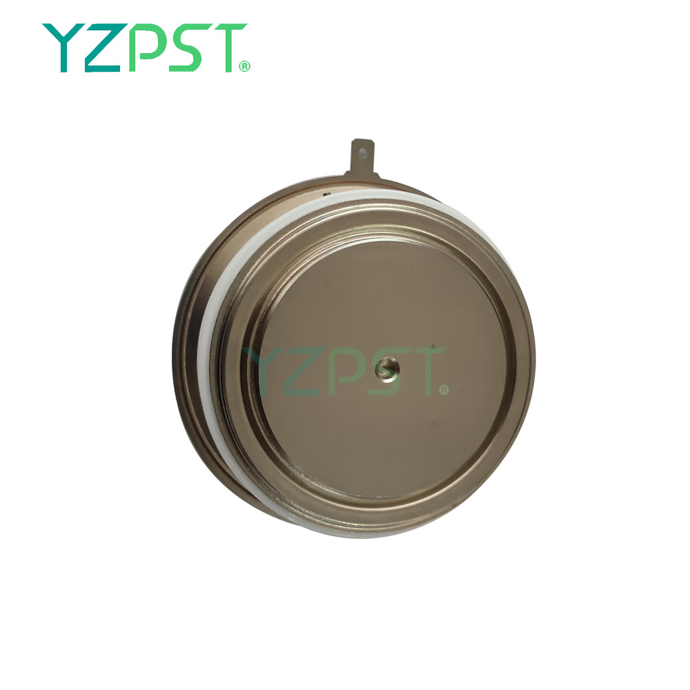 Pressure assembled device high power thyristor wholesale