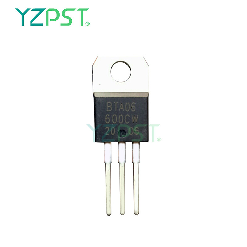 High quality two-way scr 600V triac