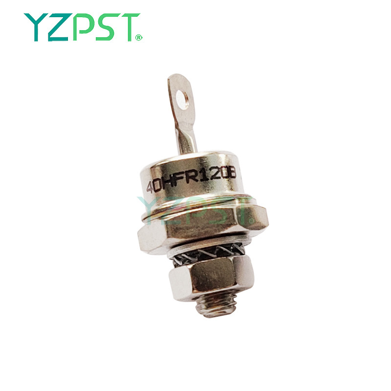 Wholesale Standard stud power diodes types 40A 1200V