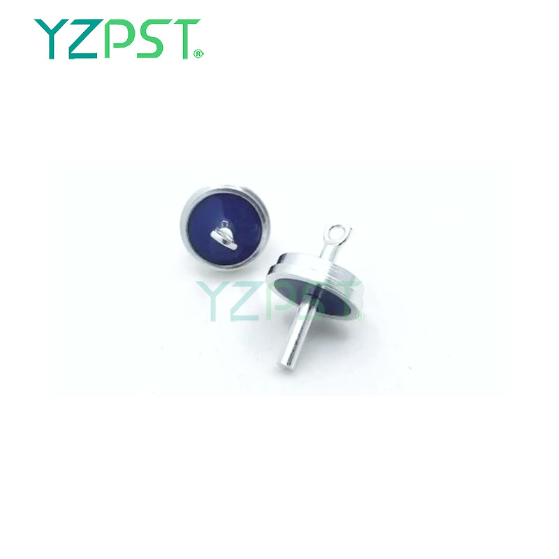 Semiconductor parts glass metal sealed terminal DO5