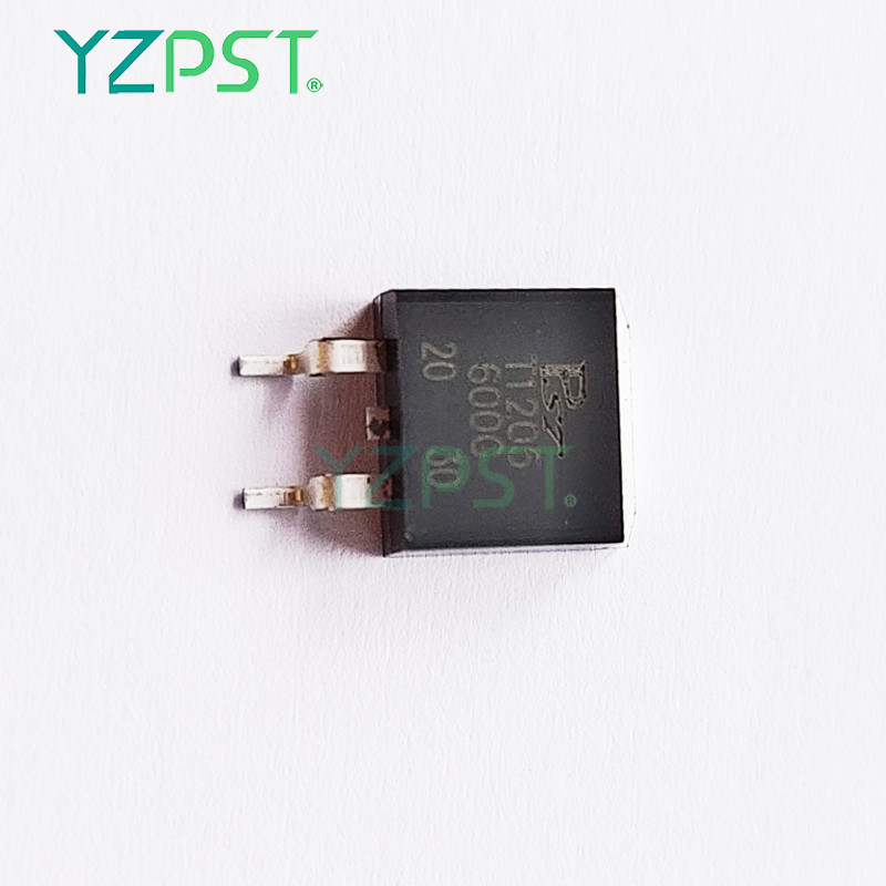 Custom power thyristor component T1205 triac 12A