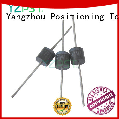 Positioning types of diode details for home use