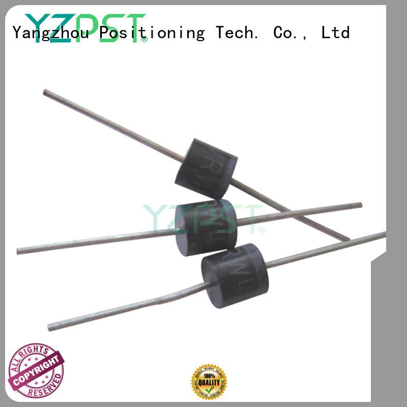 Positioning types of diode types for home use