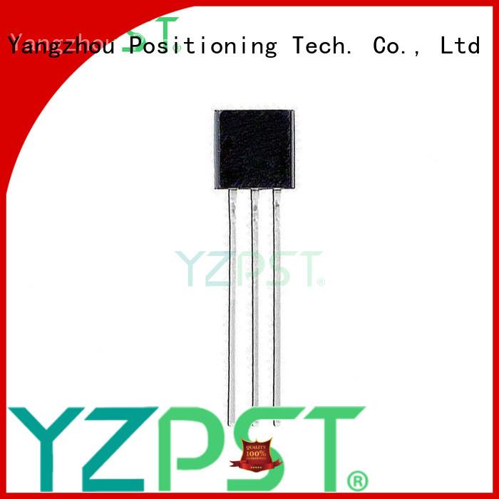 Positioning transistor information working principle for car tv
