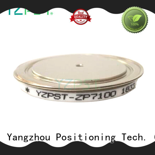 Positioning use of power diodes types specifications for gate