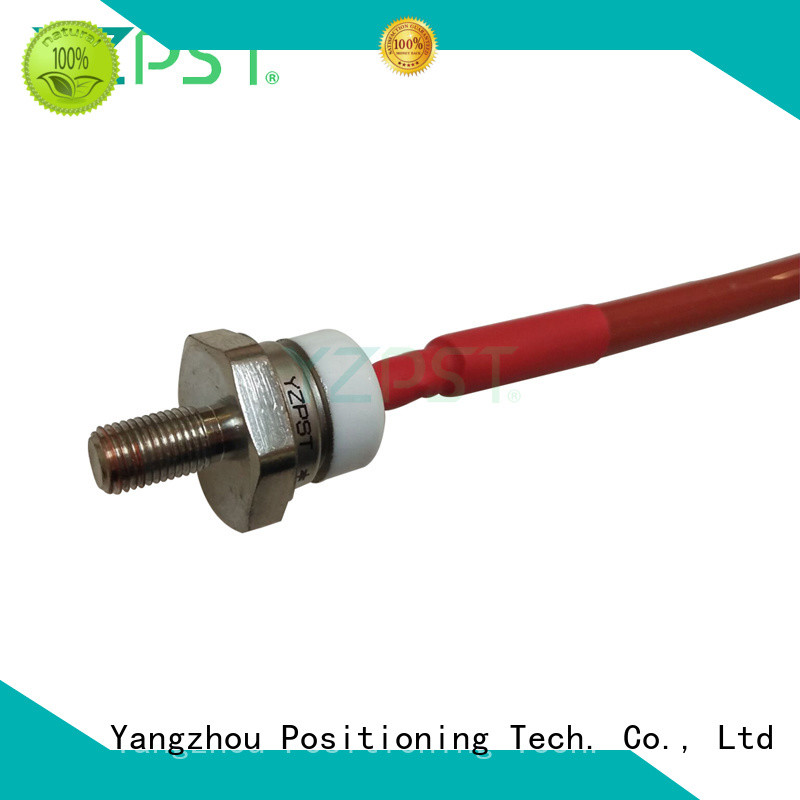 Positioning small stud thyristors information for electronics