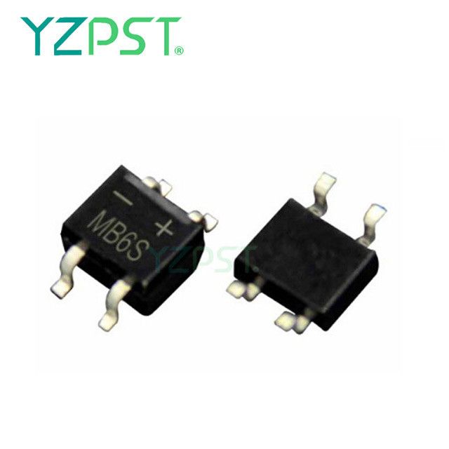Bridge Rectifier Modules-MB4S