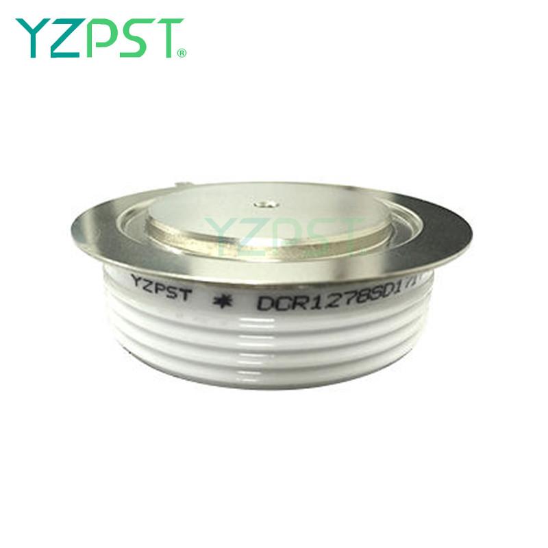 Westcode thyristors direct phase control dcr1278