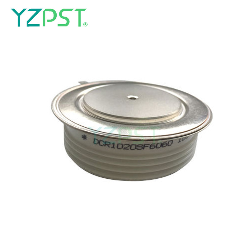 High voltage scr thyristor 6500V type scr thyristor