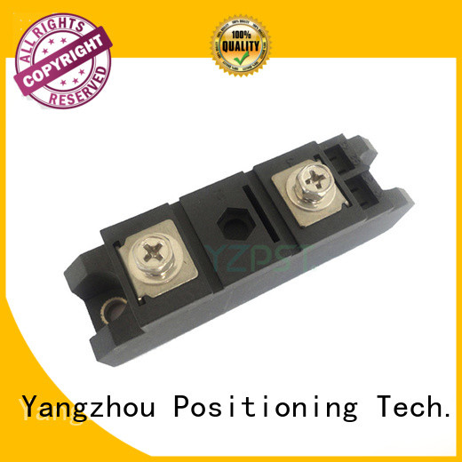 Positioning power diode module function for inverter