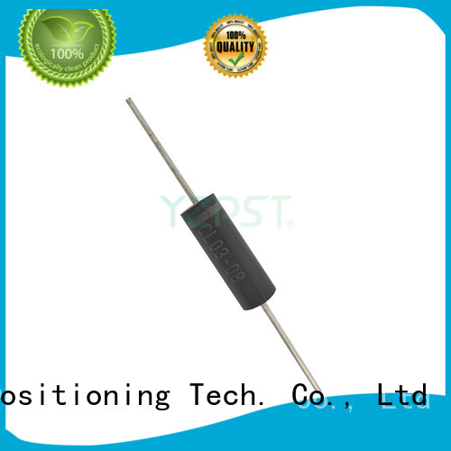 Positioning quality varactor diode details for gate