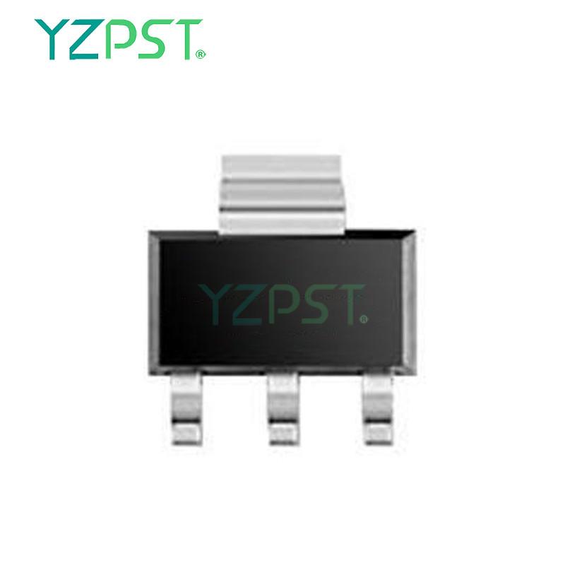 High dv/dt rate 2P4M/WR0205 2A Sensitive SCRs